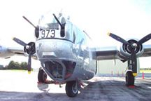 The Consolidated B-24 Liberator Power front turret